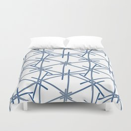 Crosshatch A2 Duvet Cover