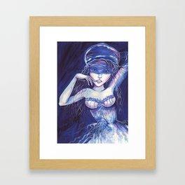 Jellyfish - Medusa Framed Art Print