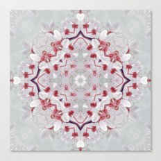 Hanami (pattern) Canvas Print