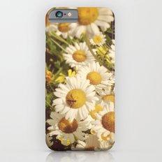 Garden Daisies Slim Case iPhone 6s
