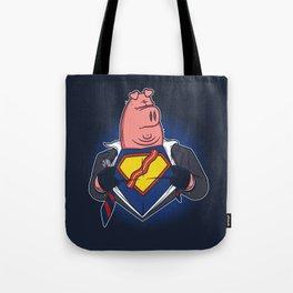 Super Bacon Tote Bag