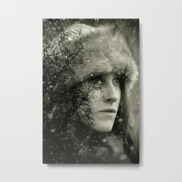 My Winter Metal Print