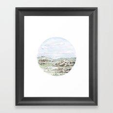 Crop Circle 02 Framed Art Print
