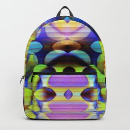 Colorful Orbs Backpack