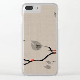 Zen Alpha 3 Clear iPhone Case