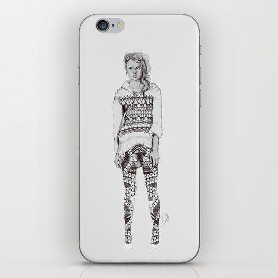 Bellgrey iPhone & iPod Skin