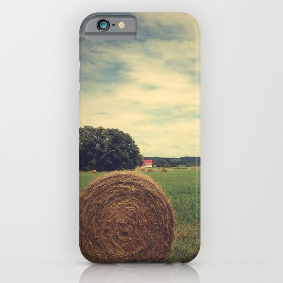 Summer Field of Dreams iPhone & iPod Case