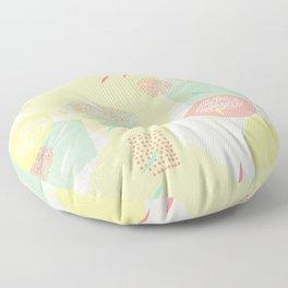 Summer Bliss Floor Pillow