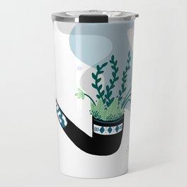 Garden pipe Travel Mug