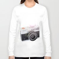 the flash Long Sleeve T-shirts featuring Flash by Premium
