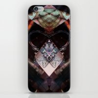 brussels iPhone & iPod Skins featuring Rorschach bag brussels belgium by KoZtar