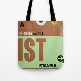IST Istanbul Luggage Tag 2 Tote Bag