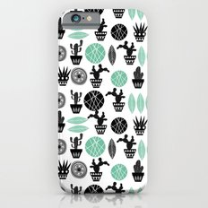 Cactus Pattern Slim Case iPhone 6