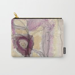 Feelings of the Flower Carry-All Pouch