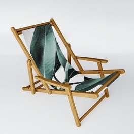 Minimal Rubber Plant Sling Chair