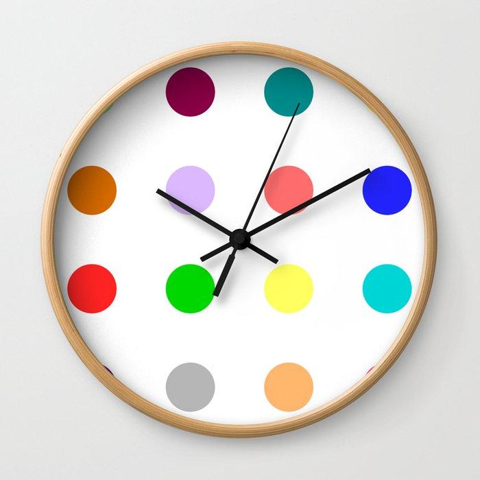 Bromazepam Wall Clock