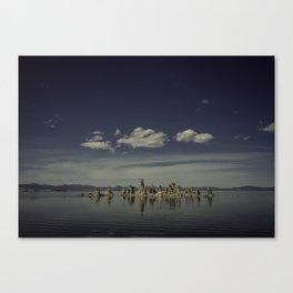 Mono Lake Reflection Canvas Print
