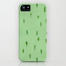 forest iPhone (5, 5s) Slim Case