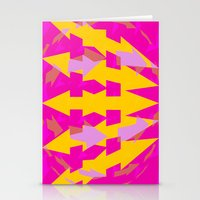 arrows Stationery Cards featuring ARROWS by Latidra Washington