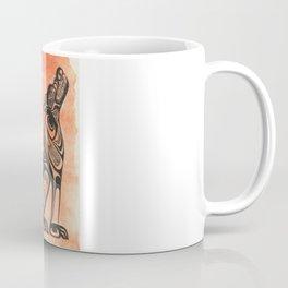 Ghost Wolf Coffee Mug