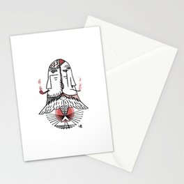 Ascension and ancestry Stationery Cards