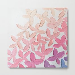 Spring Blooming Metal Print