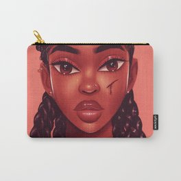 Who hurt you? Carry-All Pouch
