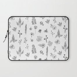Wildflowers III Laptop Sleeve