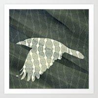 The rook #VII Art Print