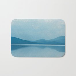 Cuitzeo Lake Bath Mat