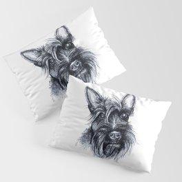 Terriers Rock Pillow Sham