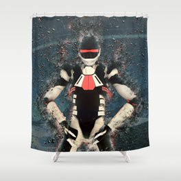 Villain Fantasy_FORGE Shower Curtain