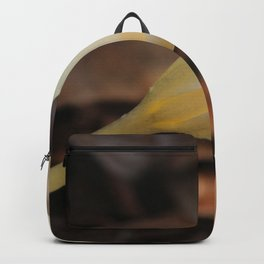 Single White Crocus Backpack