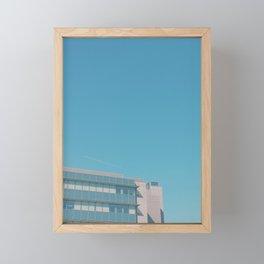 Summer in the City II Framed Mini Art Print