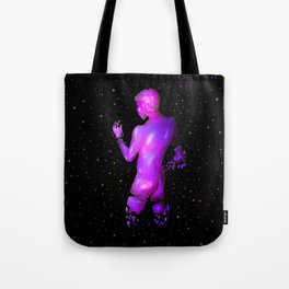 Shattered by the Stars Tote Bag