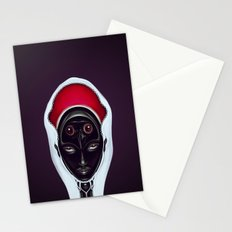 Au contraire Stationery Cards