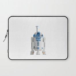 Fictional Robot/Droid Character Minimal Sticker Laptop Sleeve