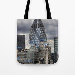 Gherkin Tote Bag