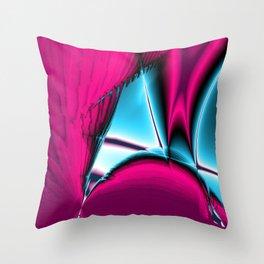splitter II Throw Pillow
