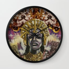 QUEEN OF THE JAMS Wall Clock