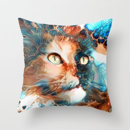 Cha Cha Throw Pillow