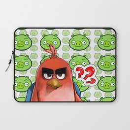 Angry birds poster Laptop Sleeve