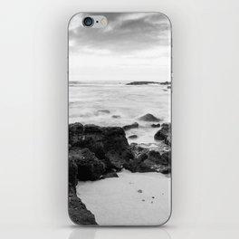 Dramatic coastline at Poipu beach in Kauai, Hawaii iPhone Skin