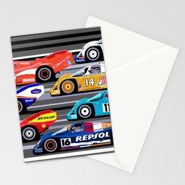 962 parade Stationery Cards