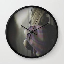 Clown Puppet Wall Clock