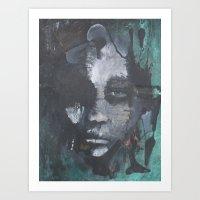 """Nybras"" By Nisus L'art Art Print"