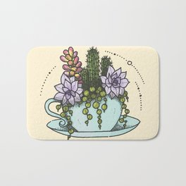 Tea Succs Bath Mat