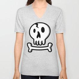 Skull 'N Bones Unisex V-Neck
