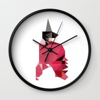 horse Wall Clocks featuring Horse. by Unspalsh