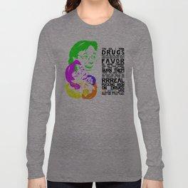 Bill Hicks tribute Long Sleeve T-shirt